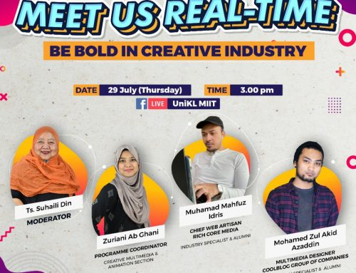 Be Bold in Creative Industry